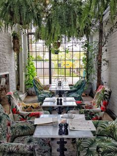 Tucked away in an overlooked neighbourhood of East London, quieter and smaller than Shoreditch but with the potential to outshine Brick Lane, Exmouth Market #tropical_garden_restaurant