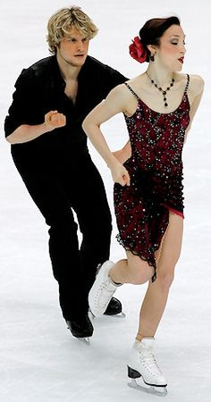 davis and white ice skating dating Olympic gold medalists meryl davis and charlie white are the most decorated american ice dancers in history, and while they're not competing in this year's c.