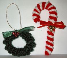 ornaments free pattern