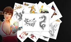 A World of Ideas & Inspiration for Your Tattoos Visit http://OksanaAlieva.com/tattoo