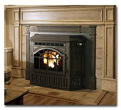 19 best wood burning stove insert images fireplace design log rh pinterest com