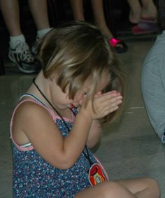 Praying in Church | It feels good, very good, when we pray. Seeing someone pray makes us ...