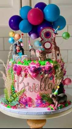 Cake Decorating Videos, Cake Decorating Techniques, Engagement Party Decorations, Diy Halloween Decorations, Diy Cake Topper, Cake Toppers, Good Morning Flowers Gif, Happy Balloons, Balloon Cake