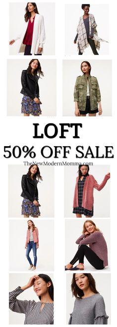 HUGE Loft Sale - 50%