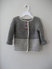 Ravelry: Woollahoo's Simple Jacket