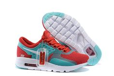 free shipping 8a3f1 8022f Womens Nike Air Max Zero Hyper Crimson Turquoise White Shoes UK Trainers is  a world-known brand, and is more comfortable,Air Max Zero more famous and  more ...