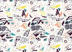 Art Gallery Winged Mimicry Hazel Quilting Cotton by Bonnie Christine