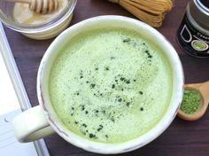 Matcha Tea Latte Recipe