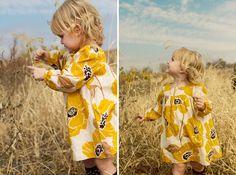 Adorable little girl dress