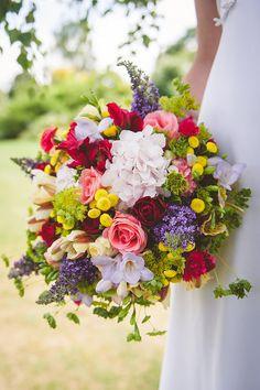 The Vintage Floral Design Co. • Wedding Flowers