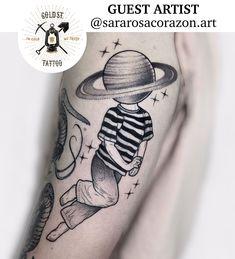 @sararosacorazon.art estará a partir del 15 de abril con nosotros, para citas info@goldstreetbcn.com @barber_dts @barberdts.spain. @balm_tattoo @barcelonacablepark @aflmma #tattoo #goldstreettattoo #barcelona