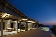 Notre Ntam' Lesvos Residences,© Yiorgis Yerolybos