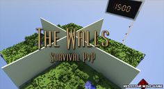 The Walls Map para Minecraft 1.3.2