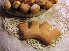Lapin kampanisut – Lappish Soda Bread Cookies Sweet Recipes, Healthy Recipes, Healthy Food, European Cuisine, Biscuits, Soda Bread, Cookies, Rye, Pain