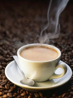 Oh how I love coffee. Coffee ♡ Coffee ♡ Coffee ~ Hot steamy coffee ~ A cup of comfort ~ Comfort in a cup ~ Love coffee ~ Coffee love!!!
