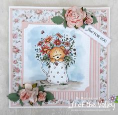 Scrapcards by Marlies Hobby House, Major Holidays, Elizabeth Craft, Simple Prints, I Card, Special Events, Card Making, Greeting Cards, Just For You