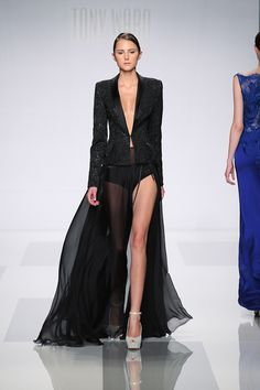 Tony Ward Couture FW13/14 I Style 30