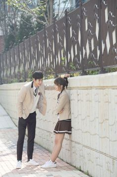 eunji & lee won geun #cheerup                                                                                                                                                                                 More