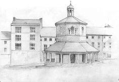 Buttertub - pencil sketch by Malcolm Coils Barnard Castle, Sketch, Pencil, Art, Sketch Drawing, Art Background, Kunst, Sketches, Performing Arts