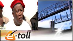 EFF wants e-toll gantries removed:Friday 10 October 2014 October 2014, How To Remove, Friday