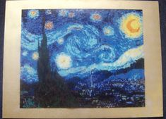 The Starry Night by HDorsettcase.deviantart.com on @DeviantArt