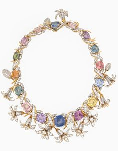 Bunny Mellon's Collection of Schlumberger Jewels