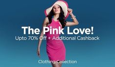 pink collection #ShopStyle #Lifestyle #Party  #Beauty #TrendToWatch #Travel #Vacation #pink collection #clothing
