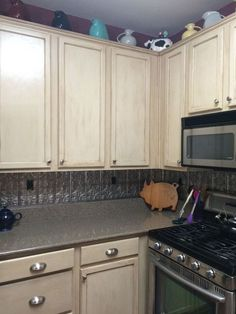 The Kitchen Cabinet Makeover You Didn't Know You Were Waiting for!