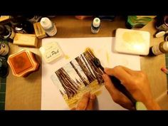 ▶ Stampscapes 101: Video 69. Dramatic Shading. - YouTube