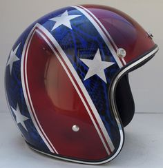 Chemical Candy Customs: Biltwell/Distressed Stars & Bars