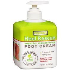 Profoot Care Heel Rescue Superior Moisturizing Foot Cream - 16 oz.