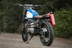 Honda CL350 by No. 8 Wire Motorcycles