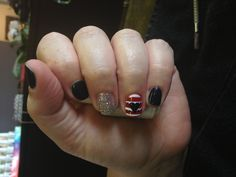 Fourth of July nails!!! :)