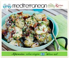 Mediterranean Healthy Kitchen by Ilias Mpousias