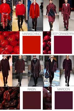 Fall Winter 2015 2016 Fashion Trends