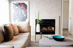 #DECORACION - Un Penthouse cuyo proyecto de interiorismo se basó en la búsqueda de espacios de encuentro que permitan el pleno disfrute de diversas intensidades y energías cotidianas. Proyecto de arquitectura interior: Arq. Karina Vinocur  Fotos: Leandro Arévalo