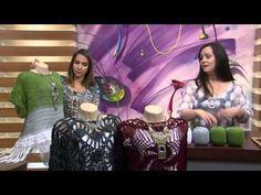 Mulher.com - 30/03/2016 - Crochê de Grampo - Helen Mareth PT2 - YouTube