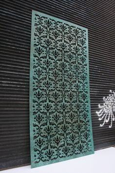 Decorative Screens, Laser Cut Screens, Custom Screens, Designer, Corten, Melbourne