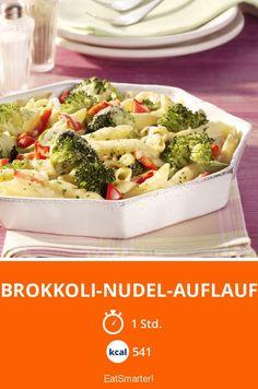 Brokkoli-Nudel-Auflauf - smarter - Kalorien: 541 Kcal - Zeit: 1 Std.   eatsmarter.de