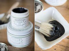 Antiquing Wax | Miss Mustard Seeds Milk Paint