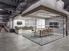 The Bloc office by Foz Design, New York City » Retail Design Blog