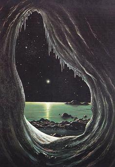 Neptune, by David A. Hardy...