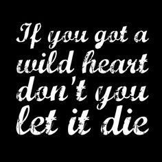 Wild Heart - Daughtry #quotes #wildheart