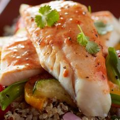 Chili Garlic Alaskan Pollock Recipe Best Fish Recipes - Do You Like Wild Alaskan Seafood Recipe Then You Really Should Try Chili Garlic Alaskan Pollock Recipes Healthy Alaskan Pollock Is Simple To Prepare In All Types Of Cooking And Its A Great F Cod Fish Recipes, Seafood Recipes, Gourmet Recipes, Cooking Recipes, Healthy Recipes, Frozen Fish Recipes, Healthy Meals, Snack Recipes, Sweets