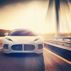 This is the new Spyker B6 Venator Concept! beats The C6!