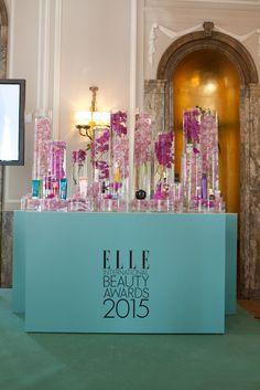 Escenario premios #ElleBeautyAward 2015 @ellespain @eusilva @luchogf