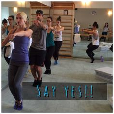 Say YES to leaving the lights on!!! #sayyes #barmethod #barmethodsilverlake #tuck #tuckhold #leavethelightson #motivation #saturday #barre