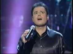 "Donny Osmond ""Immortality"".I love all Donny's songs.Please check out my website thanks. www.photopix.co.nz"