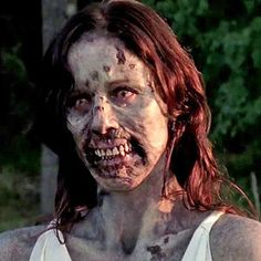 Lori Is a Zombie in The Walking Dead Season 3 Deleted Scene -- Sarah Wayne Callies appears in one of Andrew Lincoln's hallucinations as a flesh-hungry walker in this moment that didn't make the cut. -- http://wtch.it/U80YT