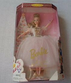 Barbie as the Sugar Plum Fairy by Mattel. $18.50. Kids. Barbie, Sugar Plum, Dolls. 1996 Collector Edition Barbie as the Sugar Plum Fairy in the Nutcracker. First Edition Classic Ballet Series.